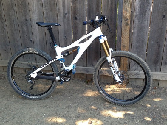 Ibis Mojo Hd All Mountain Riding In A Small Package Mountain
