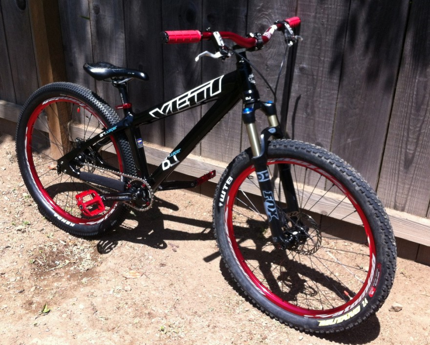 mountainbike custom