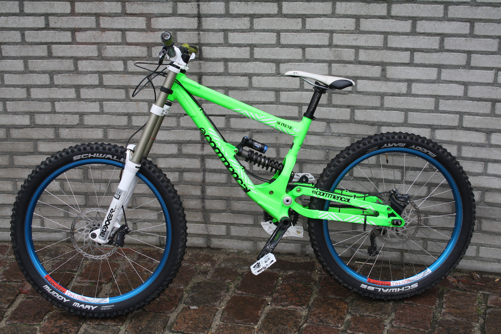 green bike – Mountain Bike for Her
