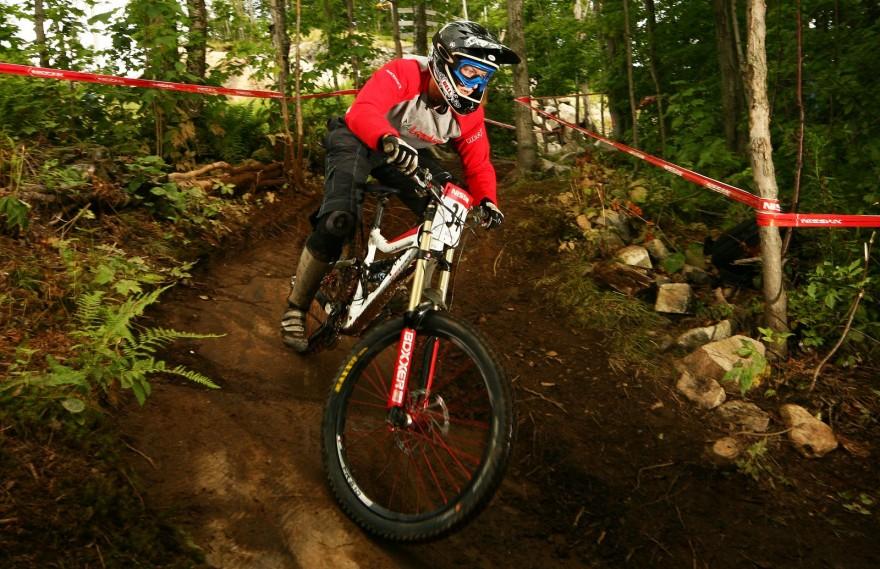 Vancouver Island Mountain Bike Clinic