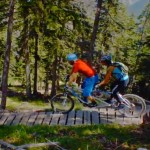 VIDEO: Tandem Mountain Biking – The Ultimate Relationship Test