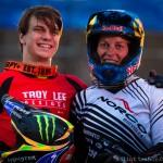 Kintner and Ropelato Hammer Through GIANT Dual Slalom