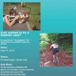 Vancouver Island Biathlon Club: Summer Biathlon