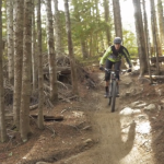 VIDEO: Riding Whistler's Finest Trails With Claire Buchar