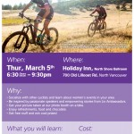 2nd Annual Liv Ladies' Cycling Summit – North Vancouver