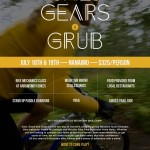 EVENT: Gals, Gears and Grub – July 18 & 19 in Nanaimo