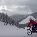 VIDEO: Casey Brown & Cam McCaul in Ice Heist