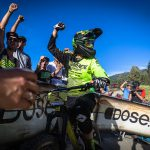 Rude and Ravanel Win Round 6 of the Enduro World Series in Whistler