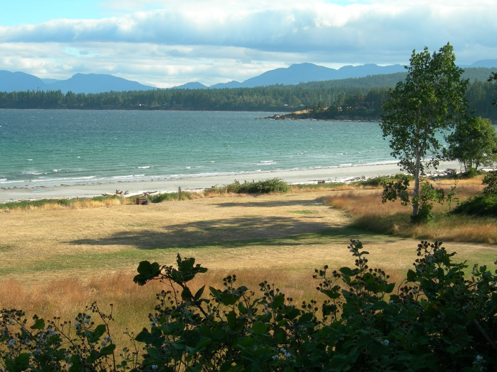 Hornby Island Weather September